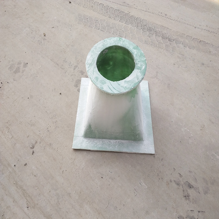 天圆地方-玻璃钢通风管道及管件-仪征市长城玻璃钢管厂
